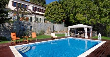 Villa Kerasiá - 4 tot 6 personen